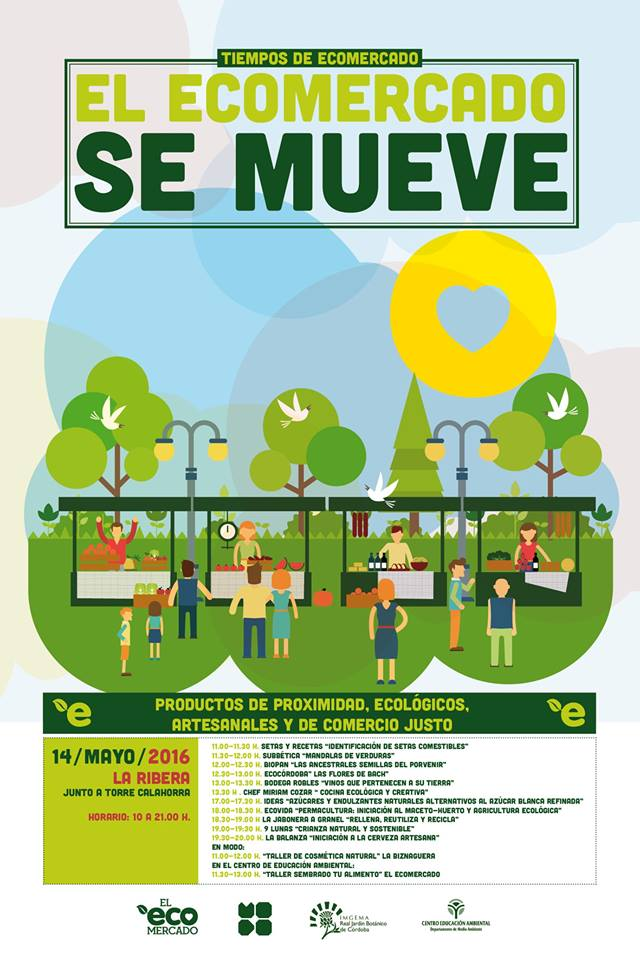 El Ecomercado. Edición mayo. / Pedro Peinado
