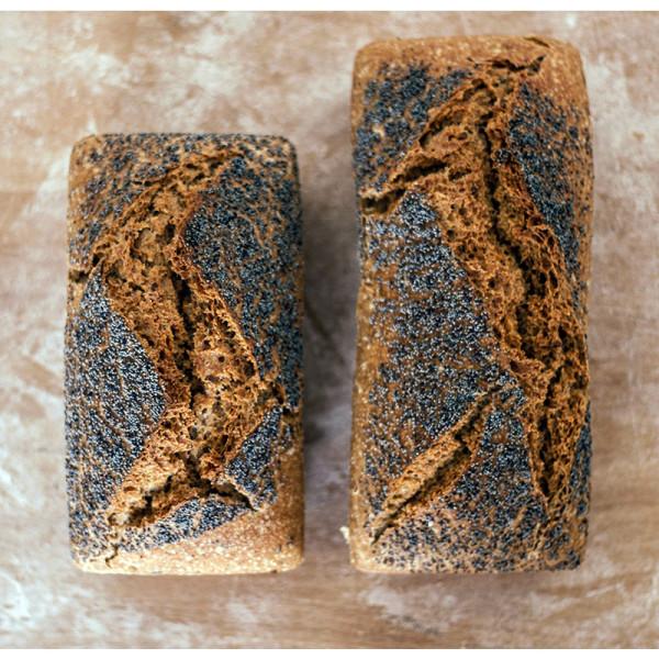 Pan integral ecológico de espelta. / Biopan