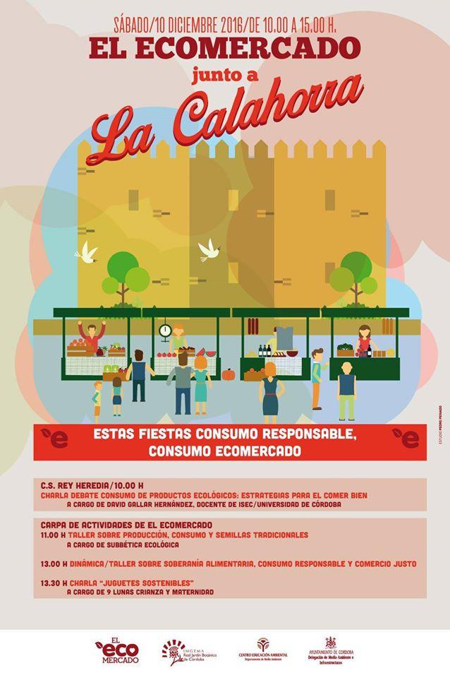 El Ecomercado. Edición diciembre 2016 / Pedro Peinado