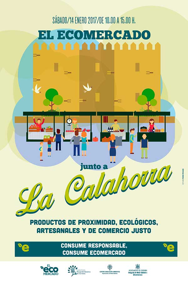 El Ecomercado. Edición enero 2017. / Pedro Peinado