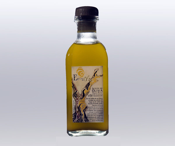 Aceite de oliva extra ecológico Frasca 500 ml / Enclave de oliva