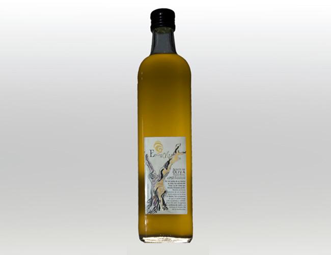 Aceite de oliva virgen extra ecológico | Cristal 750 ml