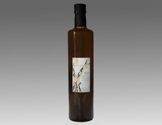 Aceite de oliva virgen extra ecológico | Cristal Oscuro 750 ml