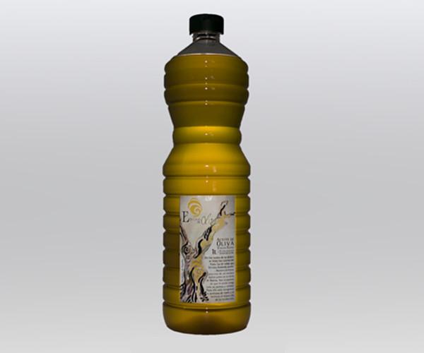 Aceite de oliva extra ecológico Pet 1l / Enclave de oliva