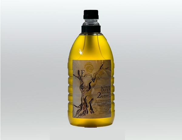 Aceite de oliva extra ecológico Pet 2l / Enclave de oliva