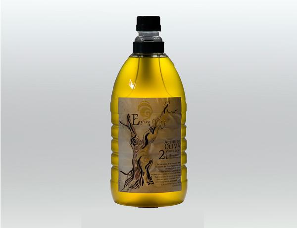 Aceite de oliva virgen extra ecológico | Pet 2l
