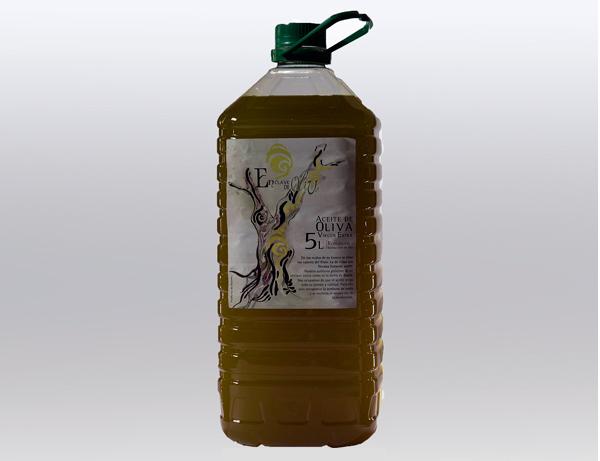 Aceite de oliva virgen extra ecológico | Pet 5l