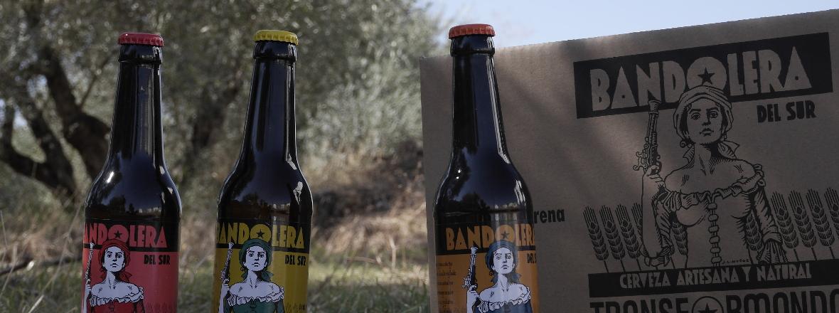 Cerveza Bandolera. / Transformando